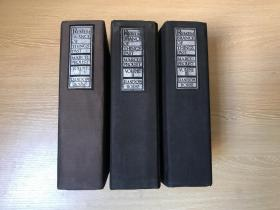 (私藏)Remembrance of Things Past  普鲁斯特《追忆逝水年华》经典英译,布面精装,3卷全,3000多页,纸张、装订(锁线装订)比平装本好许多,重约4公斤,毛姆说此英译比原著毫不逊色