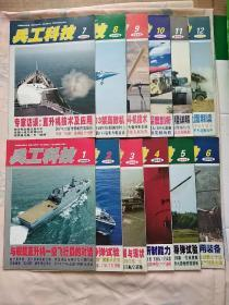 《兵工科技》2008年全12册