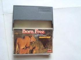 磁带:Born Free(歌名看图片)