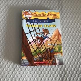 Geronimo Stilton Classics: Treasure Island