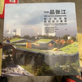 一品张江——张江科学城规划设计集萃