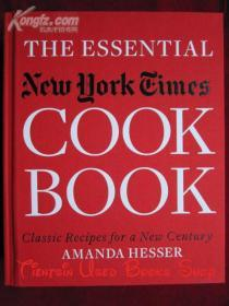 The Essential New York Times Cook Book: Classic Recipes for a New Century(英语原版 精装本)《纽约时报》必备烹饪书:新世纪的经典食谱