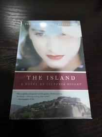 The Island,岛,英文版,瑕疵如图,介意勿拍,包邮