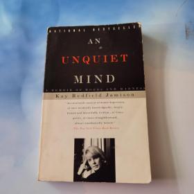 An Unquiet Mind:A Memoir of Moods and Madness