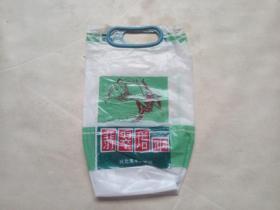 翡翠塔传奇(连环画原装袋)(空袋子),河北美术出版社