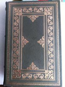 The Return of the Native~哈代著名小说《还乡》Franklin library 精装限量版,书口三面刷金