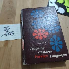 finocchiarotea ching ghildren foreign languages