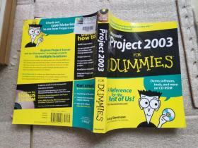 MicrosoftProject2003ForDummies[微软OfficeProject