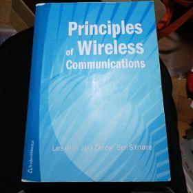 (英文原版书)PRINCIPLES OF WIRELESS COMMUNICSTIONS无线通信原理