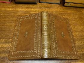 The Collected Stories of Jean  Stanford   真皮精装限量版  书口三面刷金 能保存数百年的存档级别的无酸纸