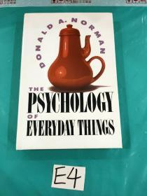 The Psychology of Everyday Things