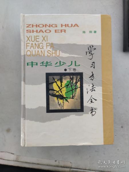 中华少儿学习方法全书.下卷
