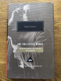 The Collected Works of Khalil Gibran 纪伯伦作品集 Everyman's Library 人人文库 全网最低价包邮(人人文库全场2件9.5折,3件9折)