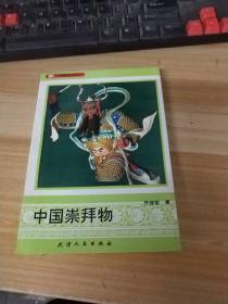 中国崇拜物