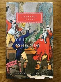 Tristram Shandy 项狄传 Laurence Sterne 劳伦斯·斯特恩 Everyman's Library 人人文库 全网最低价包邮(人人文库全场2件9.5折,3件9折)