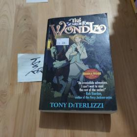 the search for wondla