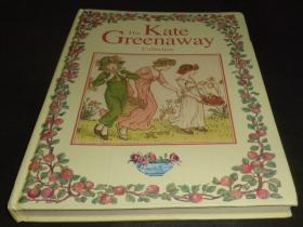 2手英文 The Kate Greenaway Collection 童谣集 著名女插画家凯特·格林纳威插图本 sea98