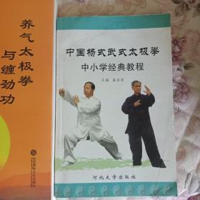 中国杨式武(吴)式太极拳