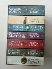 A Game of Thrones:The Story Continues: The Complete Box Set of All 7 Books