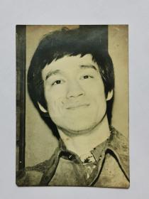 李小龙,照片一张,全球范围内具有影响力的著名华人武打电影演员