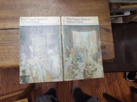 the penguin book of satirical verse
