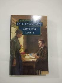 华兹华斯版经典书(wordsworth classics)外文原版(英语)-Sons and Lovers(儿子与情人)