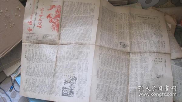 報紙 金城報紙版