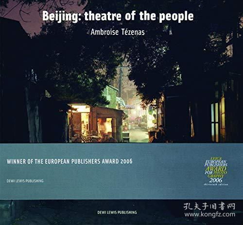 【现货】Beijing: Theatre of the People