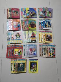 七龙珠 全套79册,本店出售现存66册不重复 详情见图