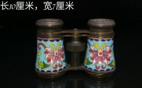 海外精品 双筒望远镜(可用)