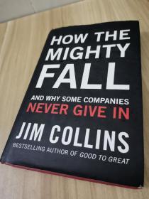 How the Mighty Fall 强大企业的兴衰
