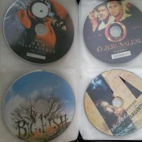 小语种电影DVD资料66张(以色列,伊朗,巴西,阿根廷,墨西哥,泰国,新加坡等)