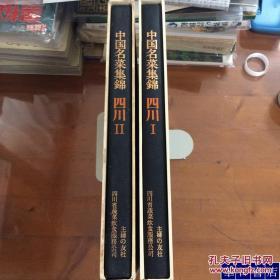 《中国名菜集锦》,四川2册,品相好!日本直邮包邮!