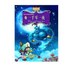 世界儿童文学经典名著美绘本 一千零一夜 世界名著 儿童读物 少儿童书