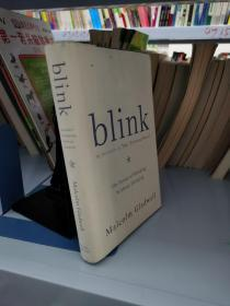 Blink:By the author of 《THE TIPPING POINT》