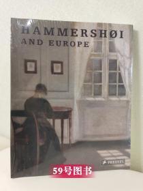 Hammershoi and Europe 哈莫修依 进口原版