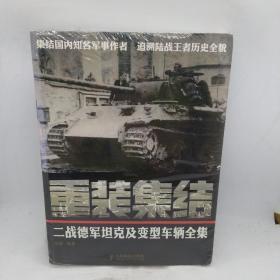重装集结:二战德军坦克及变型车辆全集