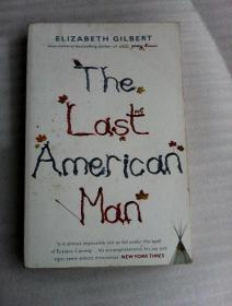 The Last American Man           英文原版    [最后一个美国人]