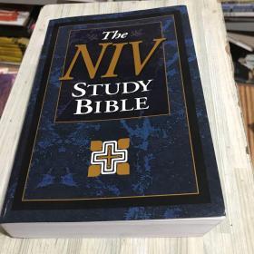 The NIV STUDY BIBLE