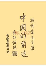 【复印件】中国的前途