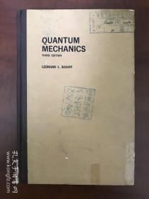 Quantum Mechanics, Third Edition, Schiff (英文版)