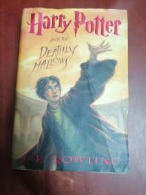 Harry Potter and the Deathly Hallows【小16开精装】