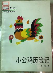 《小公鸡历险记》插图:阿达