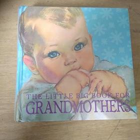 The little big book for grandmothers 外文原版