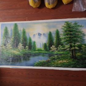 森林瀑布 3