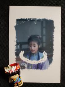 1999版《还珠格格》20多年前原版照片紫薇单人1张-5组,林心如饰演紫薇(可购单张,私信)