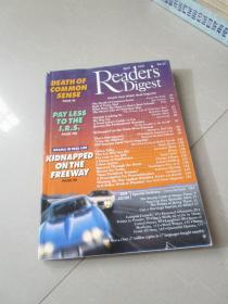 英文原版读者文摘:Reader's Digest April 1995