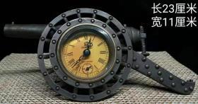 大炮表(能正常使用),重量528g