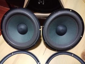 全新 中低音/音响喇叭(一对)