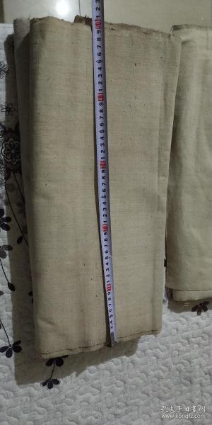 精品家織布,土布,麻花布。
